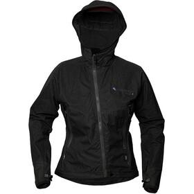 Klättermusen W's Einride Jacket 2.0 Charcoal/Black